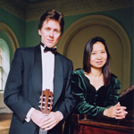 Robert Bekkers and Anne Ku in London