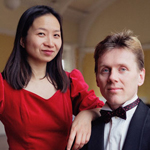 Anne Ku and Robert Bekkers at Colet House in London
